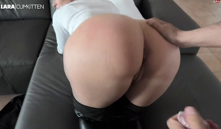 Ass - Lara Cumkitten – Naughty Stepbro